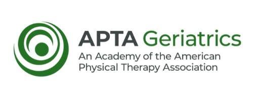 APTA Geriatrics logo